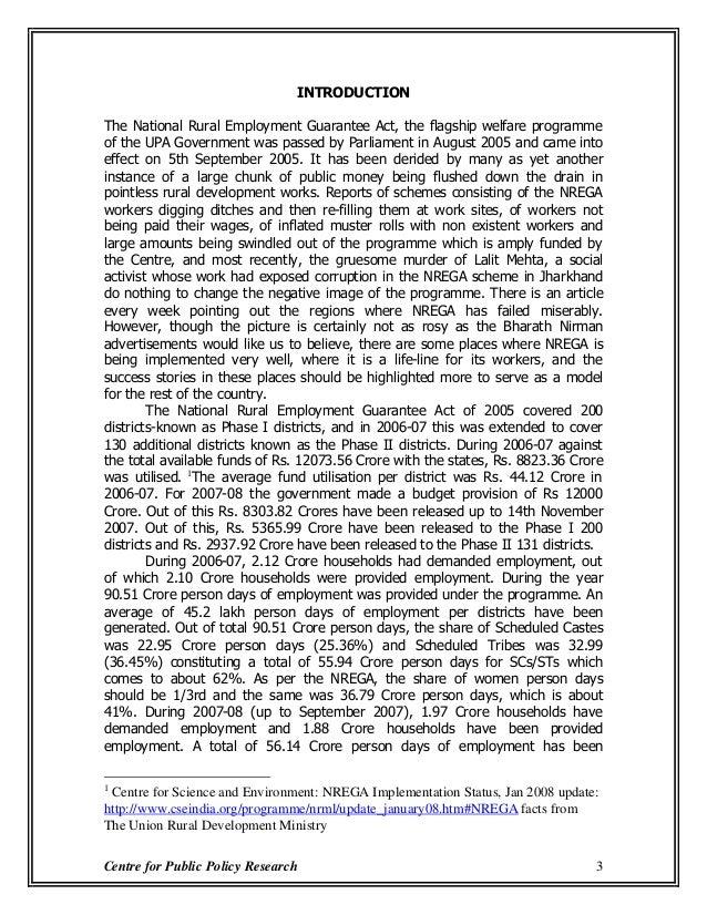 nrega research papers Home » uncategorized » research paper on nrega pdf, custom college essay reviews, ways to make me do my homework research paper on nrega pdf.