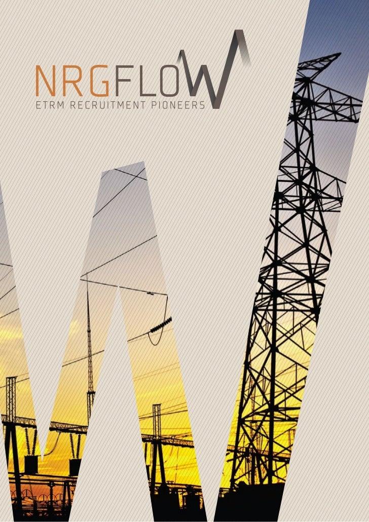 NRGFlow ETRM Recruitment Pioneers