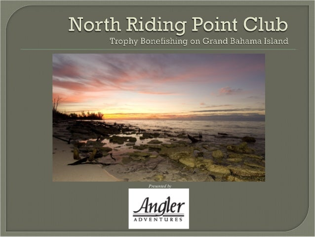 North Riding Point Club Presentation