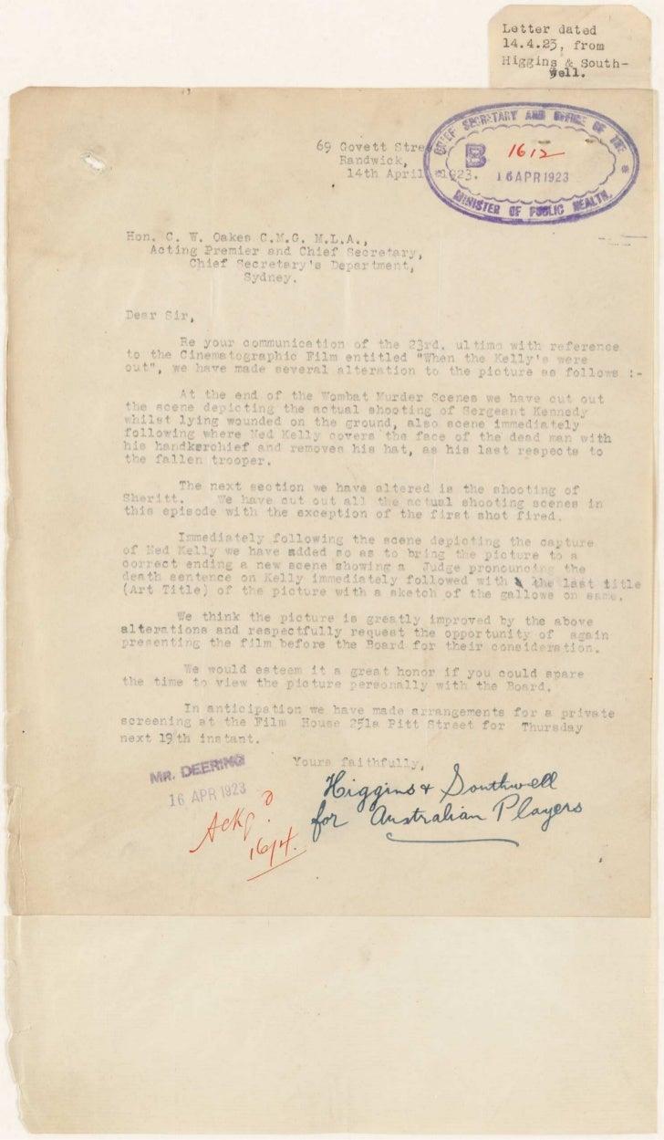 Australian film censorship in the 1920s