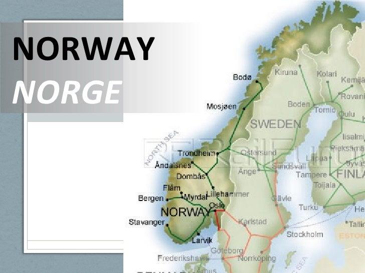 NORWAY NORGE
