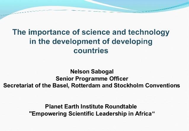 Nelson Sabogal, UNEP