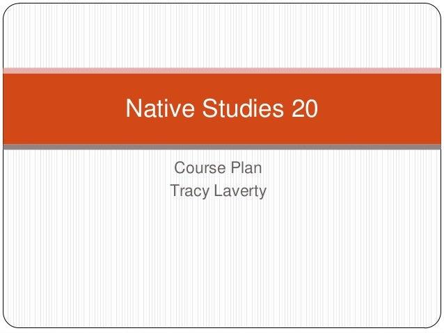 Ns20 courseplan SK curriculum
