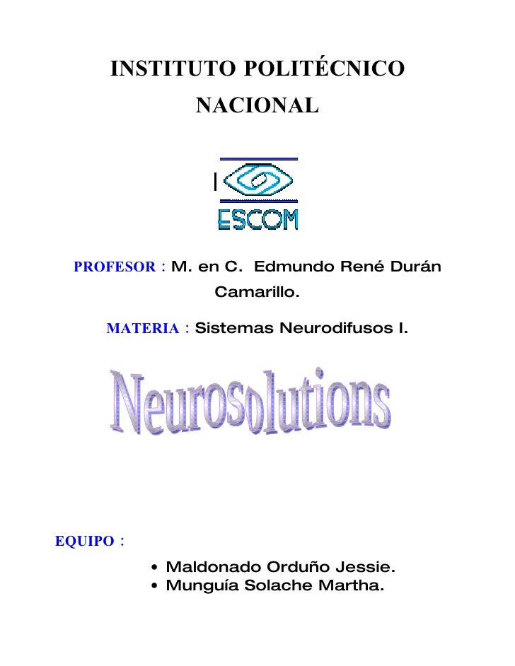 Neurosolutions инструкция
