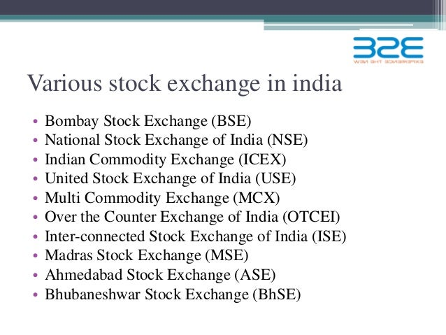 How futures and options are traded in bse and nse