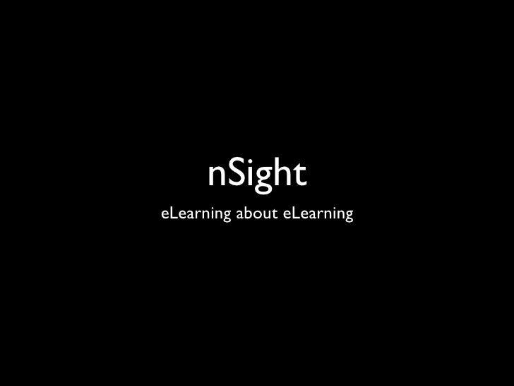 N Sight Deck