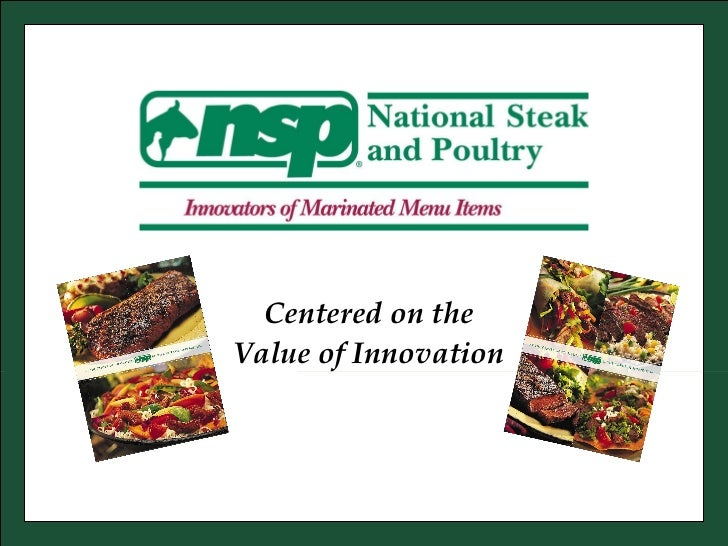 Nsp Company Profile And Capbilities