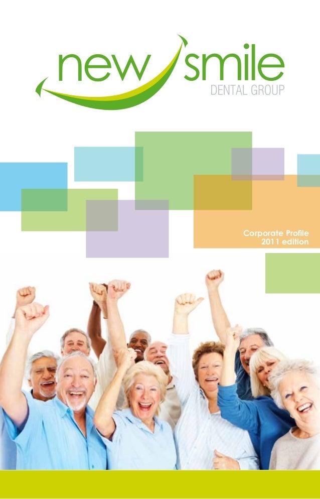 2011 edition Corporate Profile