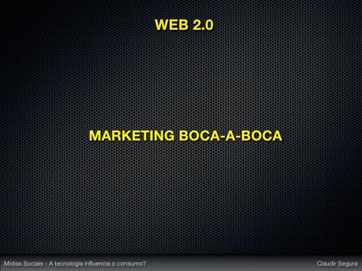 Marketing Boca-a-boca