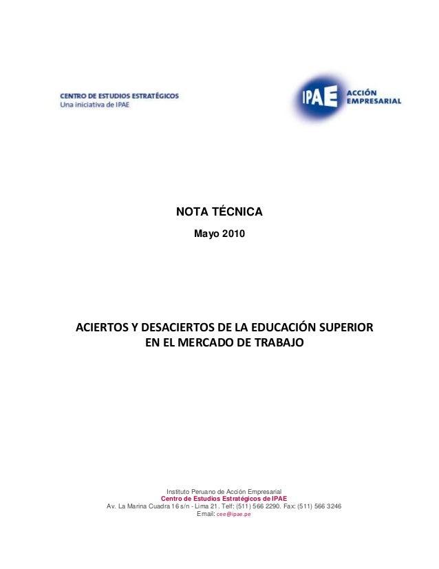 N tecnica 002 ipae