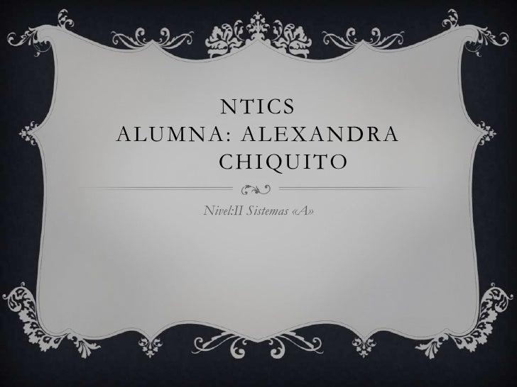 Ntics2