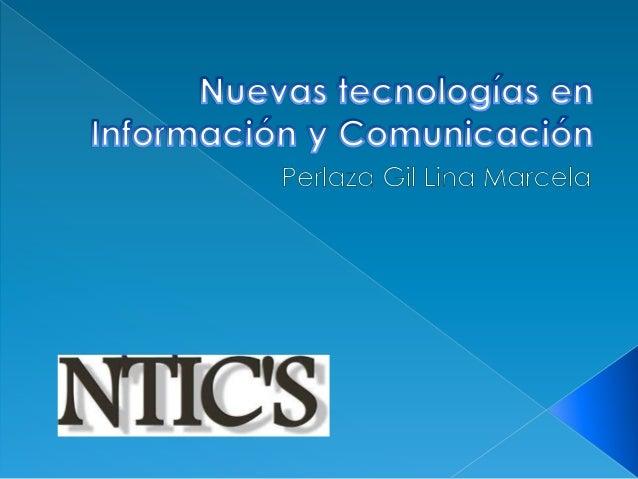  En si su definición esta fuertemente ligada con las TIC`s, el cual es el acrónimo de Tecnologías de la Información y de ...