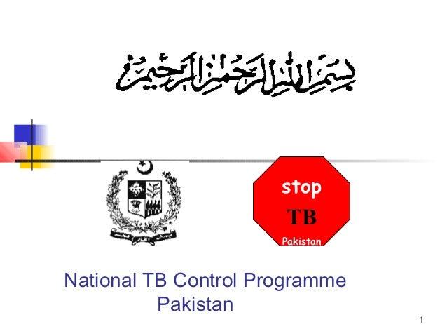 stop                      TB                      PakistanNational TB Control Programme          Pakistan                 ...