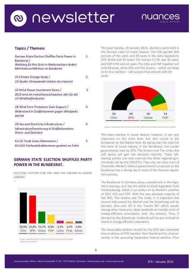 N°4 – January 2013 Image: Landesbetrieb für Statistik und Kommunikationstechnologie Niedersachsen (LSKN) ....................