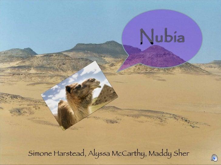 Nubia!!
