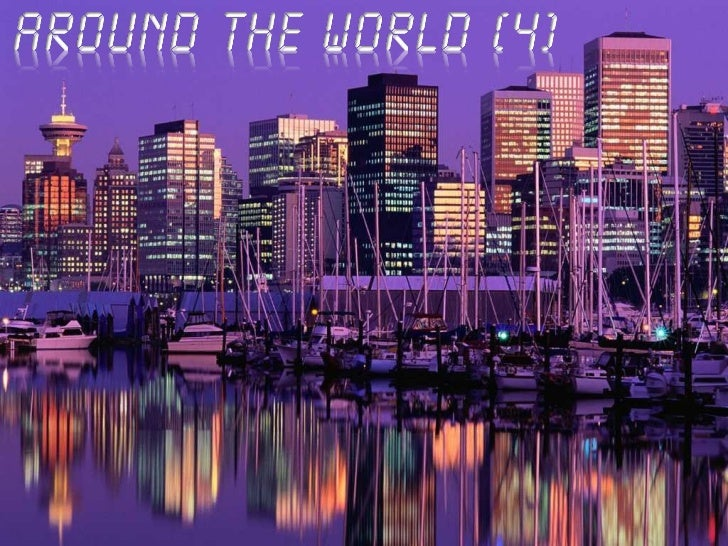 Around the World (part 4)