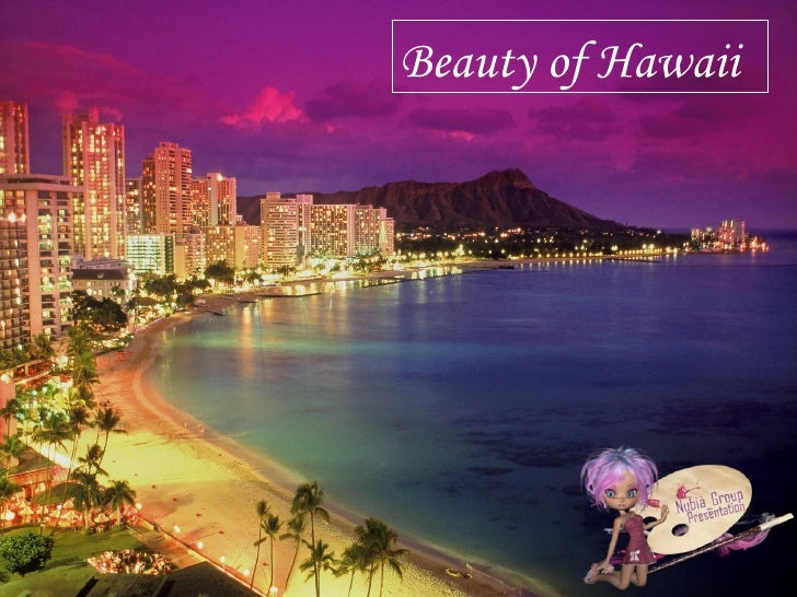 Beauty of Hawaii