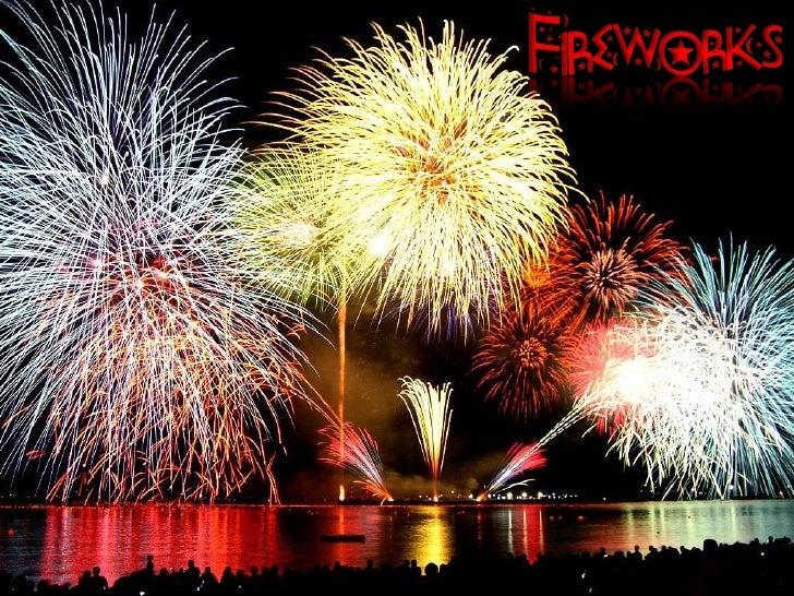 Astonished Fireworks