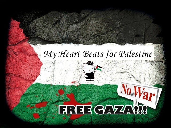 My Heart Beats for Palestine FREE PALESTINE