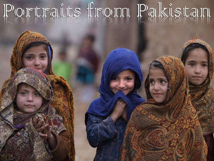 Portraits from PAKISTAN