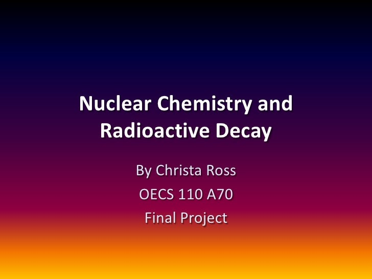 Radioactive dating simple definition