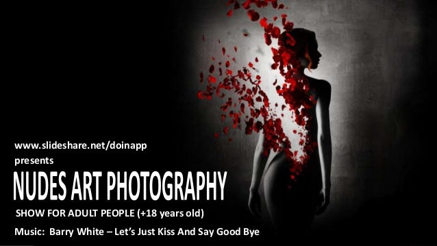 Nude art photography (show for +18)