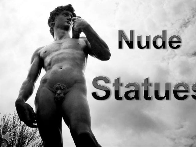 Nude statues (v.m.)