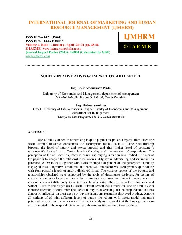 International Journal of Marketing and Human Resource Management (IJMHRM),ISSN 0976 – 6421 (Print), ISSN 0976 – 643X (Onli...