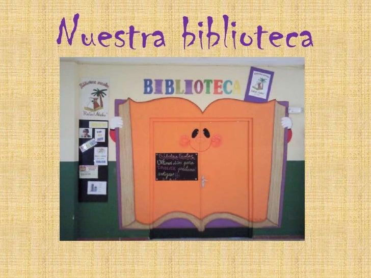 Nuestra biblioteca pps
