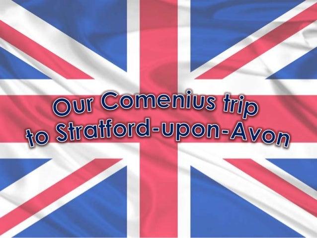 Nuestro viaje de Comenius a Stratford-upon-Avon