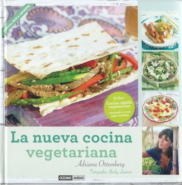 La nueva cocina vegetariana pdf for La cocina completa pdf