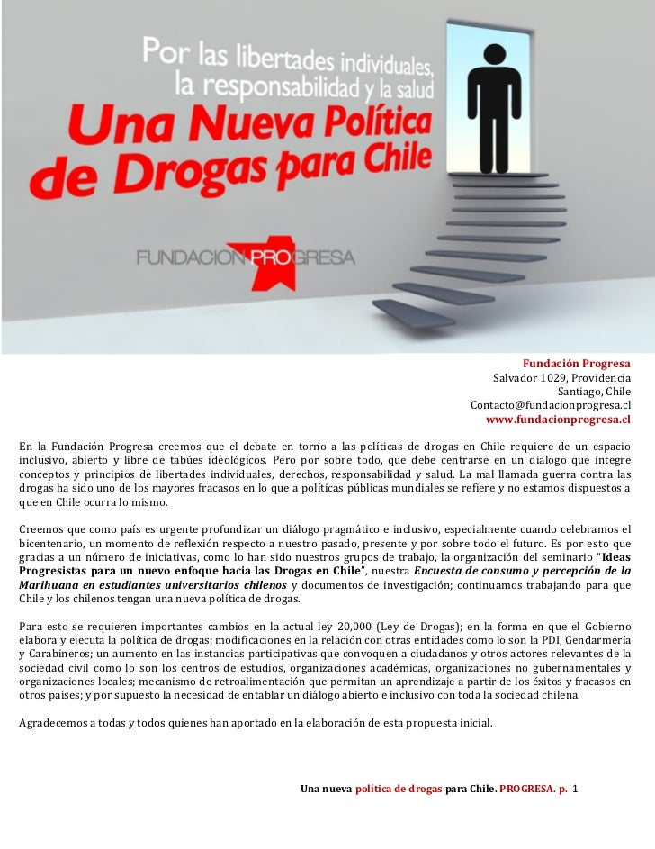 Fundación Progresa                                                                                             Salvador 10...