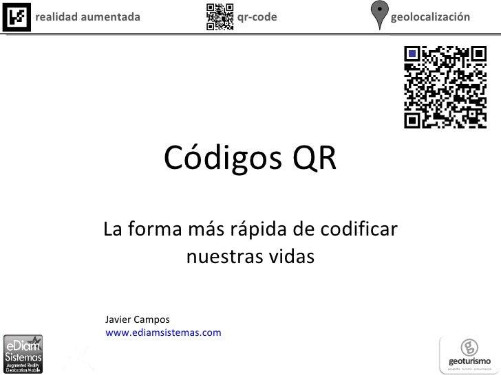 QRCodes: Nuevas tecnologías aplicadas al marketing y la publicidad