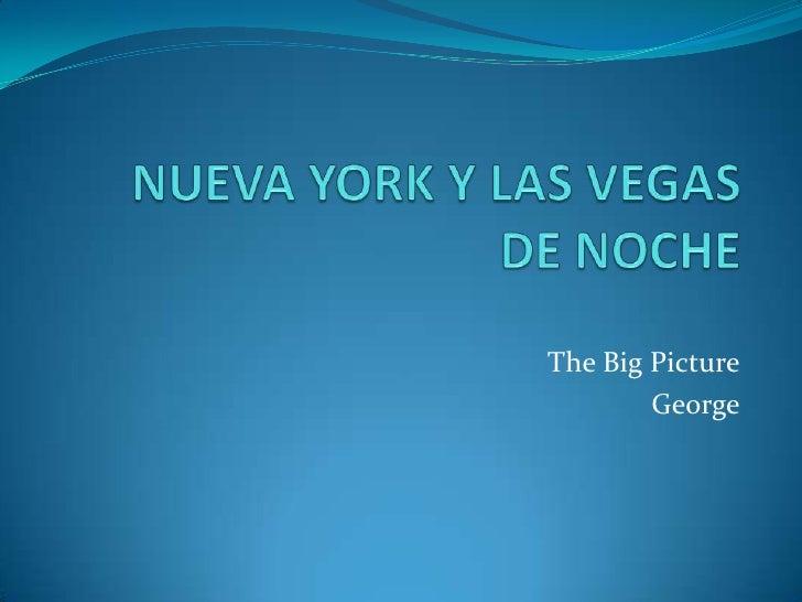 Nueva york y las vegas