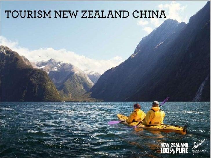 Campaña de Promoción de Nueva Zelandia para el mercado chino