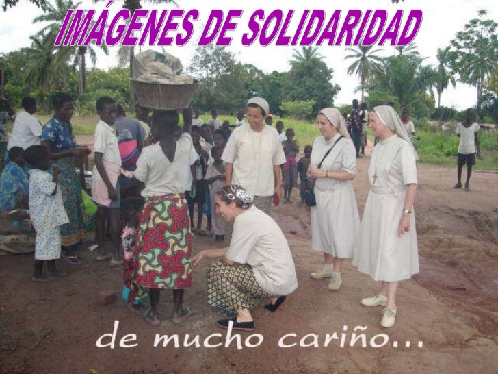 IMÁGENES DE SOLIDARIDAD