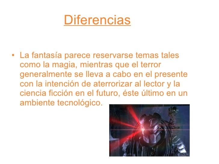 genero de ciencia ficcion literatura latina - photo#24