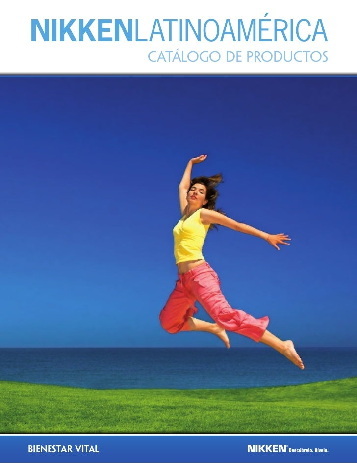 NIKKENLATINOAMÉRICA                   catálogo de productos     Bienestar Vital