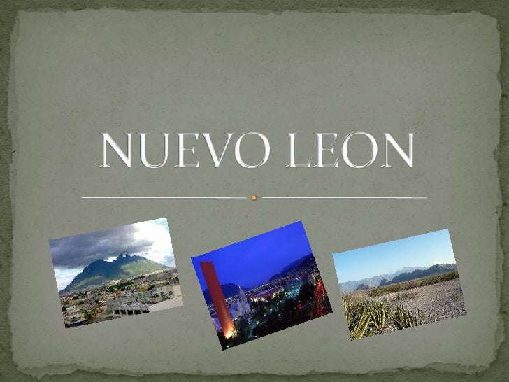 NUEVO LEON <br />