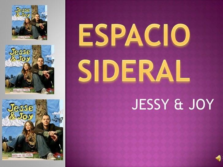 JESSY & JOY
