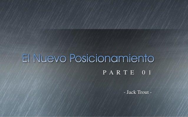 P A R T E 0 1 - Jack Trout -