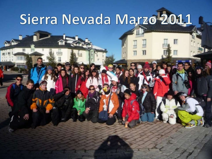 Sierra Nevada Marzo 2011<br />