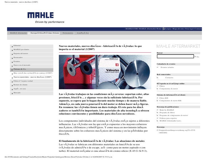 Nuevos materiales - nuevos diseños (1/2007)                                                                              ...