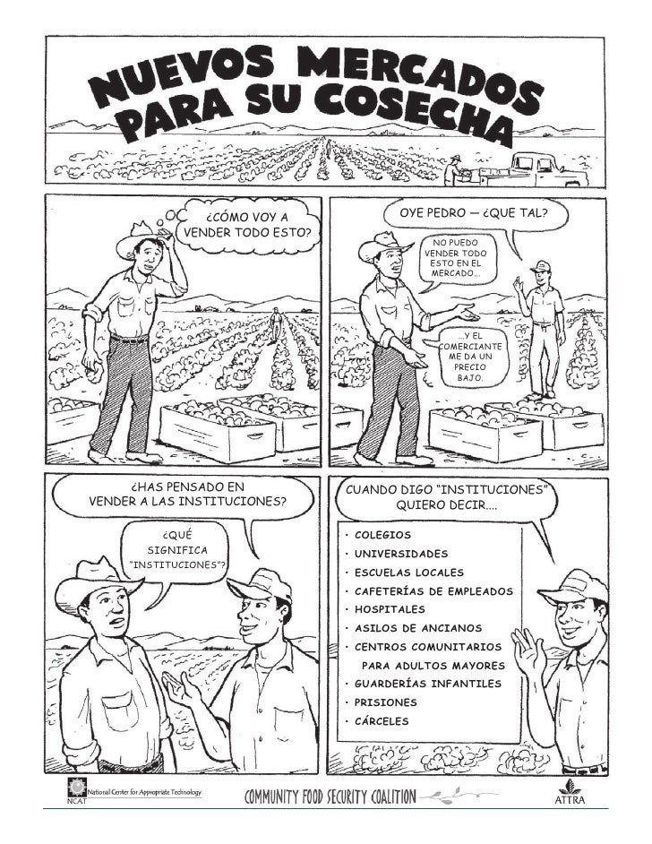 Nuevos Mercados para Su Cosecha (audio version)