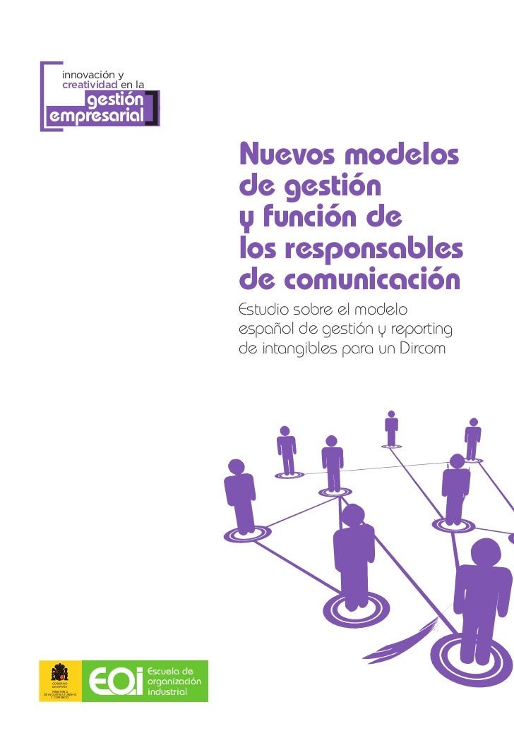Nuevos modelos de gestión y función de los responsables de comunicación