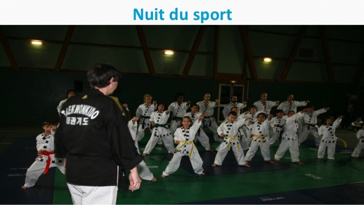 Nuit du sport