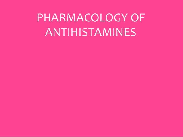 advantages and disadvantages of antihistamines Disadvantages generally are religious in nature the advantages and disadvantages of the electric generator antihistamines (allergy medicine.