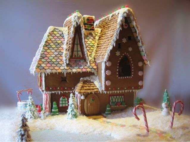 Number 8 Gingerbread Lane