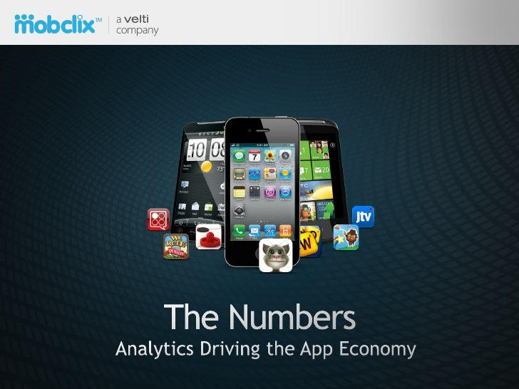 Numbers - Analytics Driving Economy