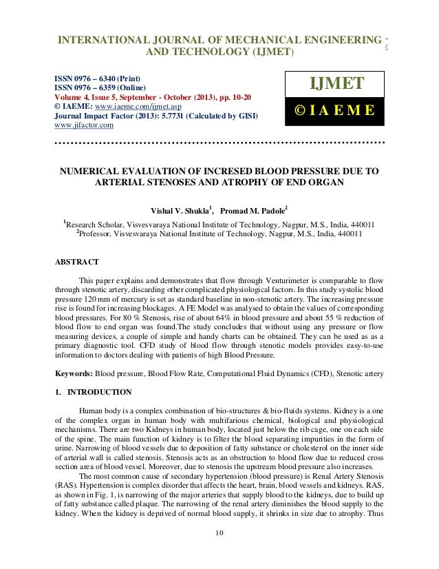 International Journal of Mechanical Engineering and Technology (IJMET), ISSN 0976 – 6340(Print), ISSN 0976 – 6359(Online) ...